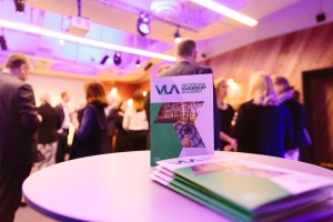 Victorian Leadership Academy Launch - general photo of brochure and function room
