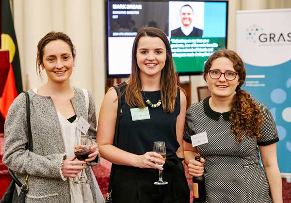 Current and recent graduates of the Graduate Recruitment and Development Scheme.